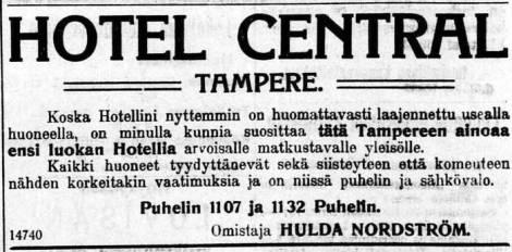 hotelli_central_hotellia_laajennettu_ilmoitus_helsingin_sanomat_17_10_1908