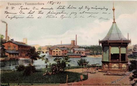 1903_Vesikioski_Tammerkoski_Koskipuisto_web