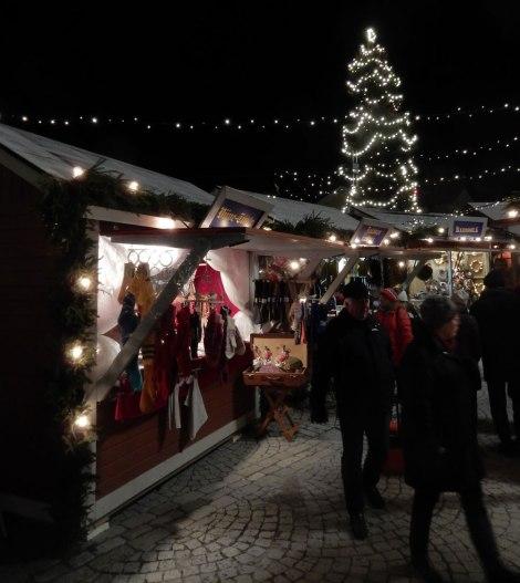 Tampereen joulutori 2016